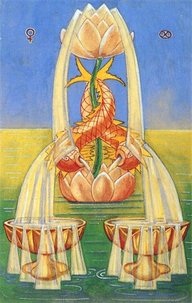 Thoth Tarot, 1938 - 1943 - Lady Frieda Harris