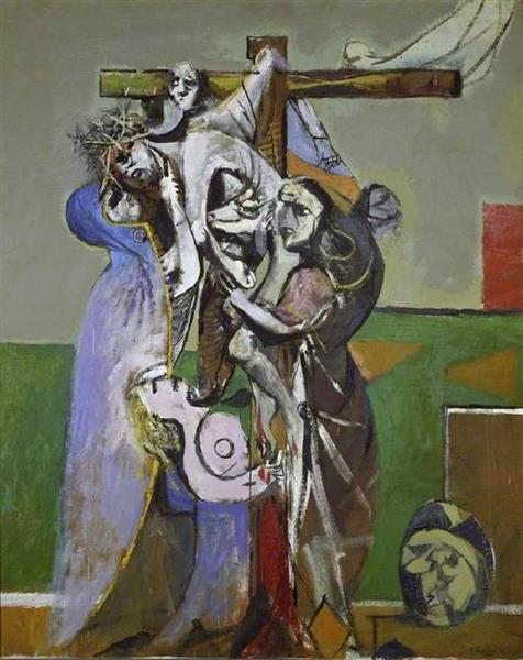 The Deposition, 1946 - Graham Sutherland