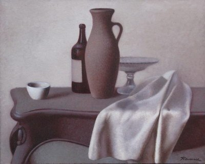 Stillife with a Pitcher - Sergey Belik