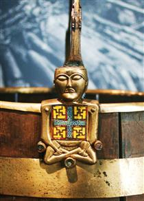Buddha Bucket - Viking art