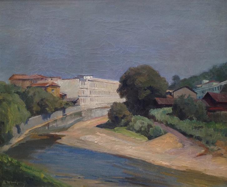 Gabrovo, c.1960 - Dobri Dobrev