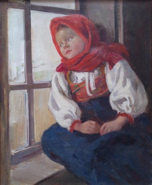 Slovak girl - Dobri Dobrev