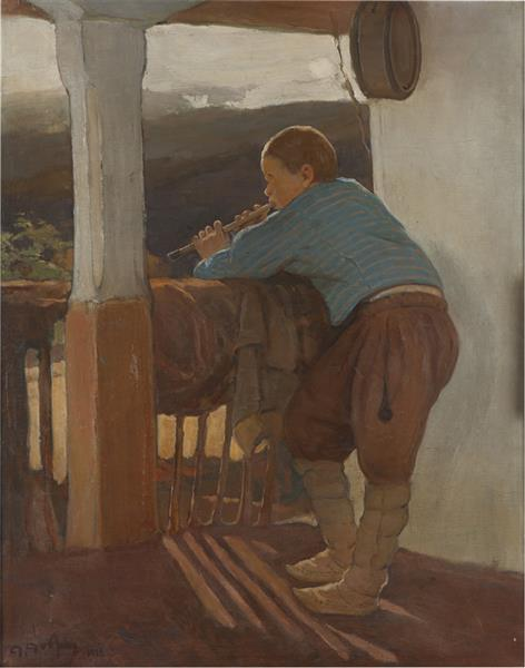 Morning Song, 1932 - Dobri Dobrev