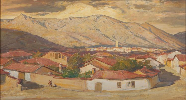 Sliven, 1938 - Dobri Dobrev