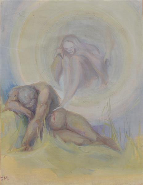 Adam's Deep Sleep - Georgi Mashev