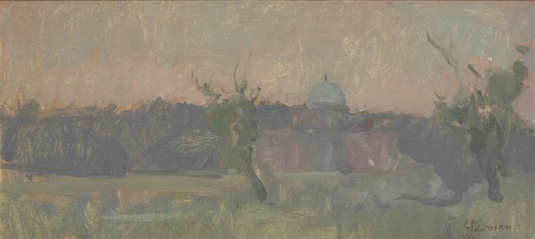 Tughlaq's Tomb, Delhi, 2001 - Martin Yeoman