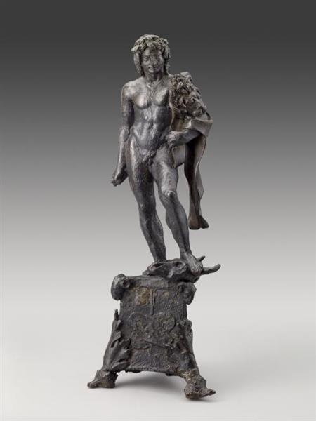 Hercules, c.1455 - c.1495 - Antonio del Pollaiolo