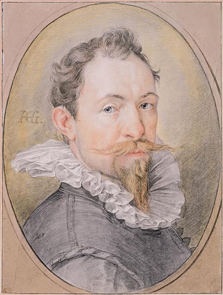 Self Portrait - Hendrick Goltzius