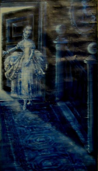 Coming into the Shade, 1992 - Valeria Trubina