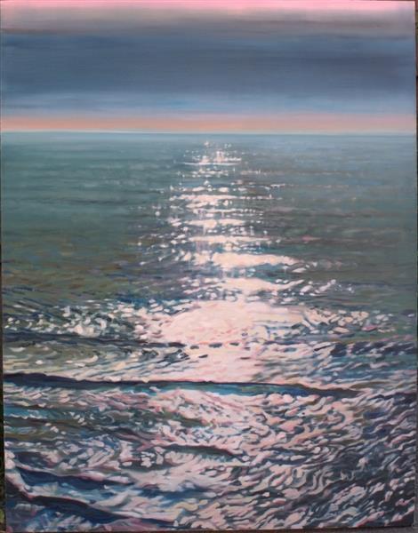 Silver Water - Valeria Trubina