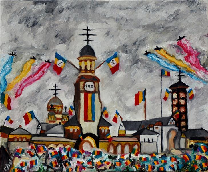Centenar 100 Anniversary-Romania - Noktys Nokte