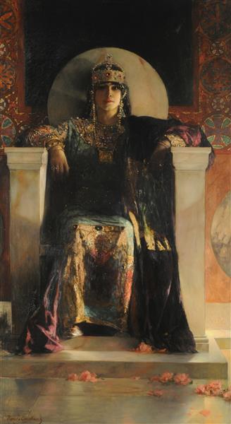 L'Impératrice Théodora, 1886 - Benjamin-Constant