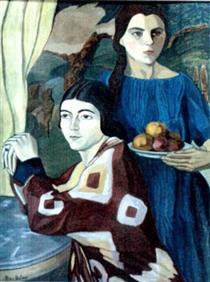 two sisters - Nina Arbore