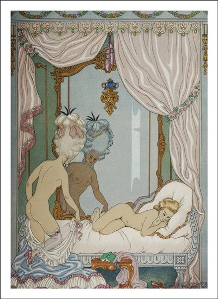 Dangerous Liaisons - George Barbier