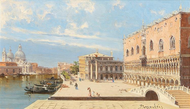 Palazzo Ducale - Antonietta Brandeis