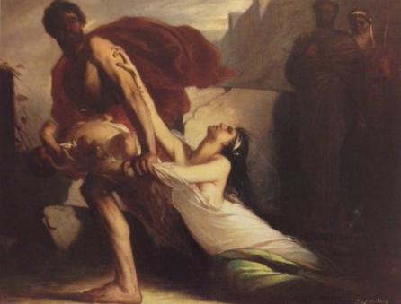 La Mort D'astyanax - Benjamin Constant