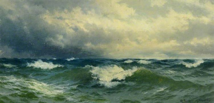 Seascape, 1881 - David James