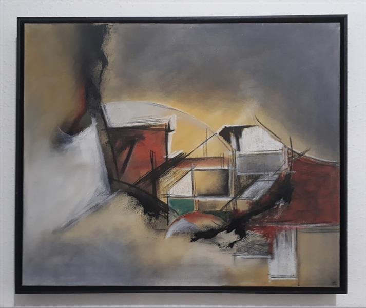 Composição informal, 2018 - André Merez