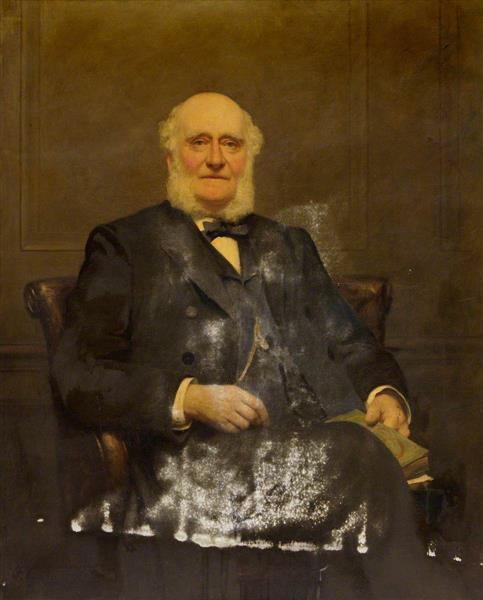 Alderman Walton Turner, 1903 - Frederick George Cotman