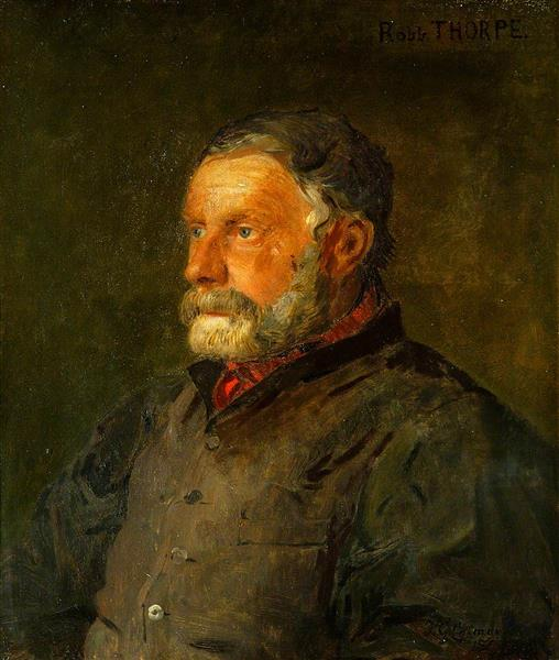 Robert Thorpe, 1899 - Frederick George Cotman