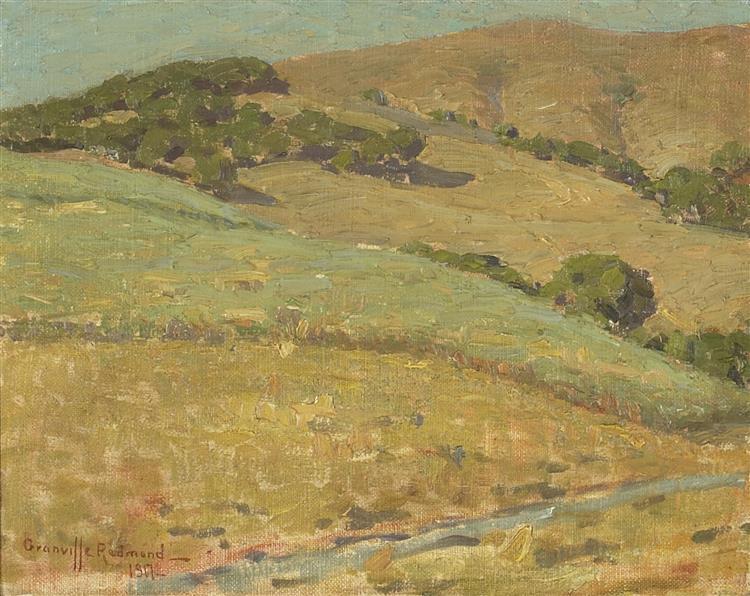 Afternoon (study) - Granville Redmond