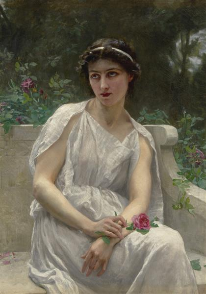 The Red Rose - Guillaume Seignac