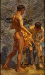 Boys Bathing, 1912 - Henry Scott Tuke