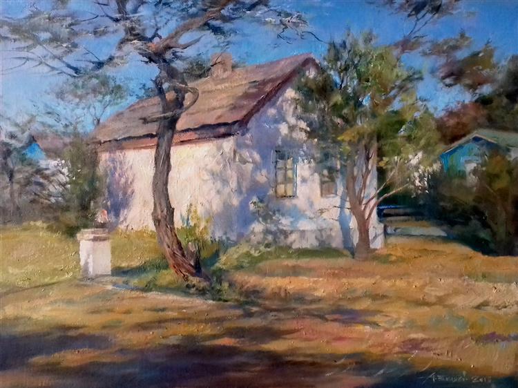 SUMMER HOUSE, 2018 - Aleksander Belyaev