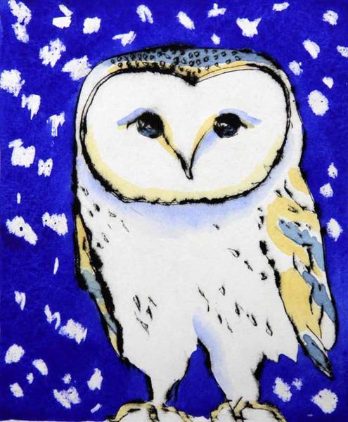 Snowy Owl, 2015 - Richard Spare