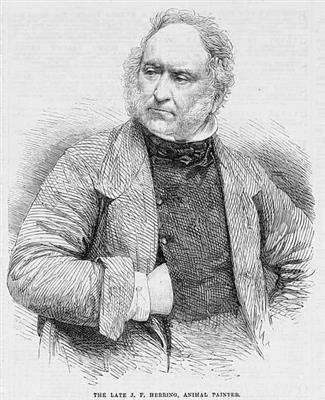 John Frederick Herring Sr.