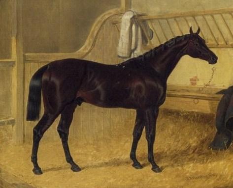 Charles XII Winner 1839 St. Leger, 1839 - John Frederick Herring Sr.