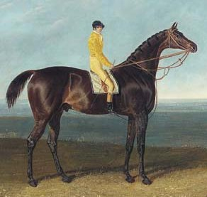 Jack Spigot, Winner of the 1821 St. Leger Stakes, 1821 - John Frederick Herring Sr.