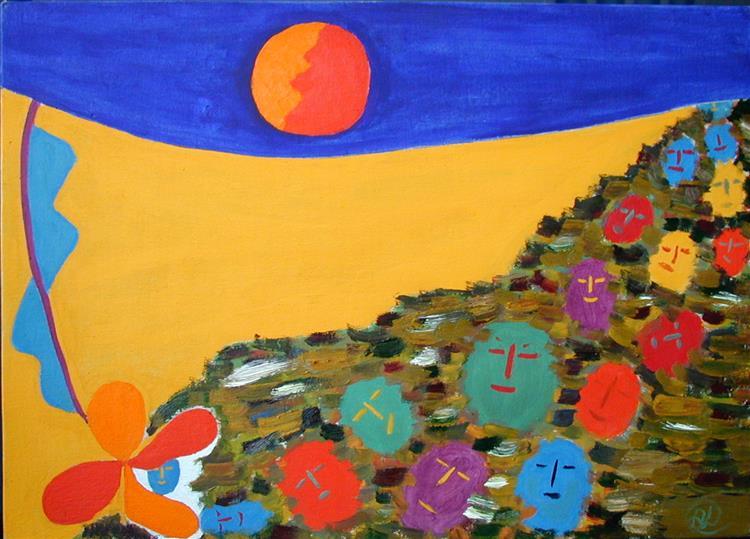""""""" Life """", 2006 - Andranik Avetisyan Ado"""