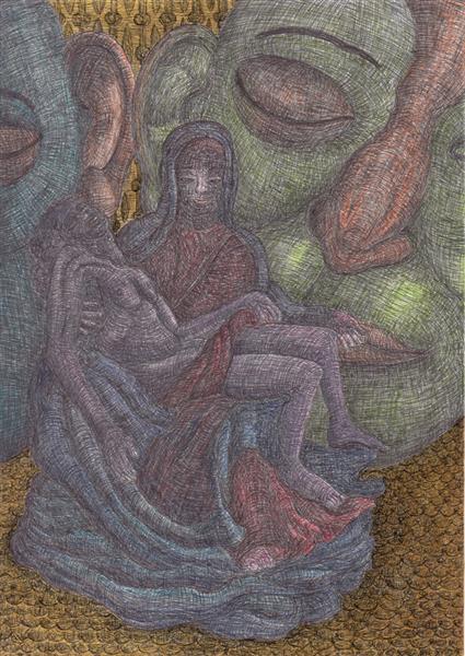 Pietà, 2019 - FELICECOSI