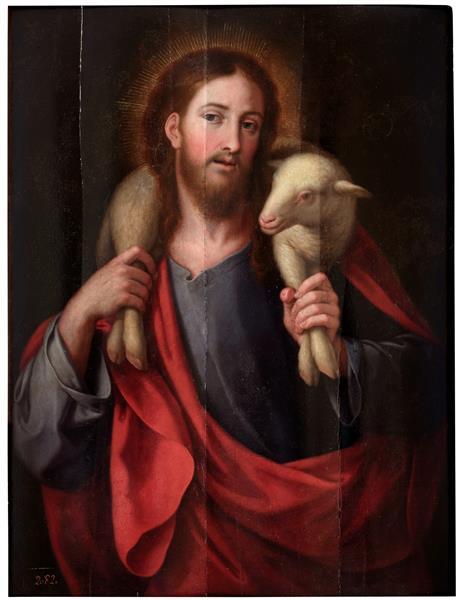 El Buen Pastor - Vicente Juan Masip