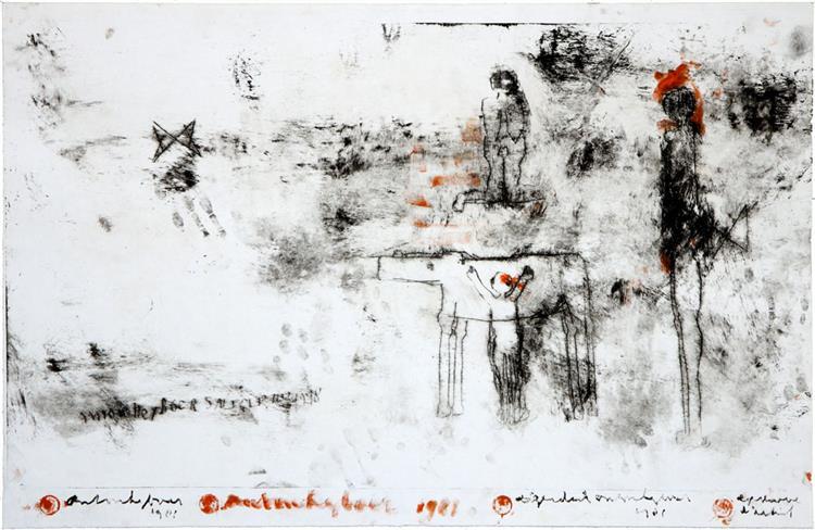De Kracht Van Het Wezen, 1981 - Anton Heyboer