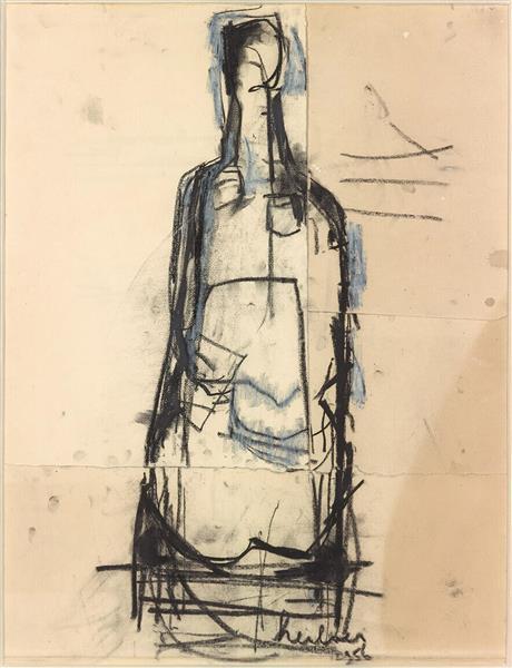 Torso, 1956 - Anton Heyboer