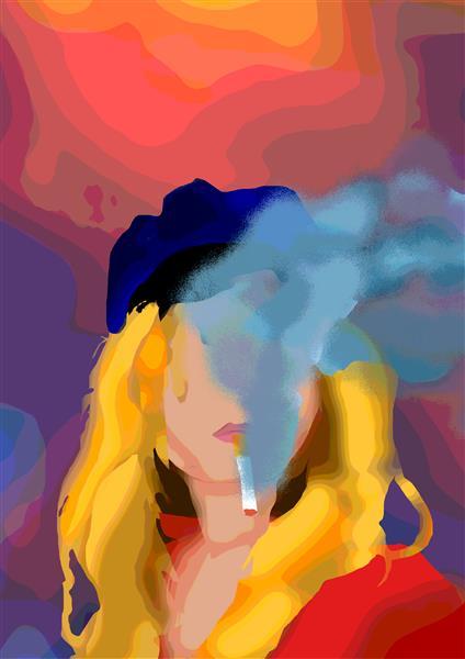 Fumaça De Mulher, 2019 - Edd.wmv