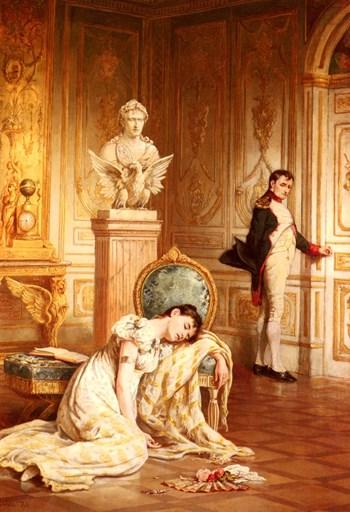 Napoleon's Farewell To Josephine - Laslett John Pott