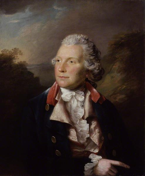 Portrait of Thomas Turner - Lemuel Francis Abbott