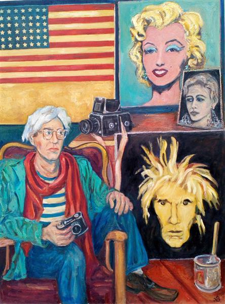 Andy Warhol 1928-1987, 2015 - Andrey Allakhverdov