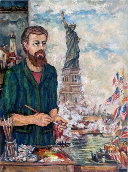 Edward Moran 1829-1901, 2016 - Andrey Allakhverdov