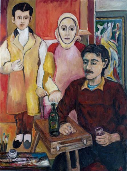 Arshile Gorky 1904-1948, 2015 - Andrey Allakhverdov