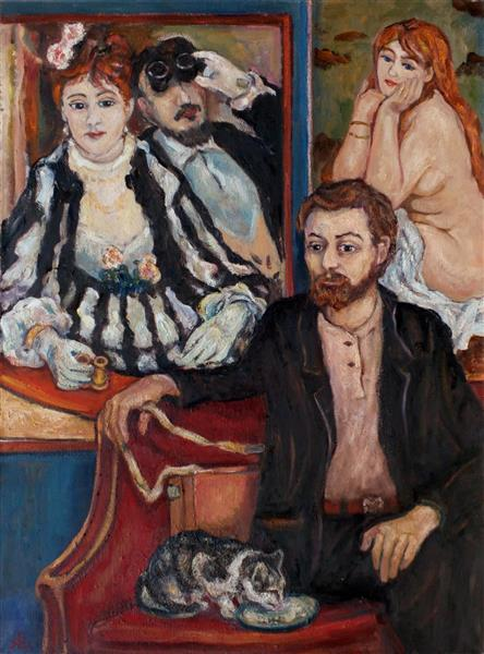 Pierre-Auguste Renoir, 2018 - Andrey Allakhverdov