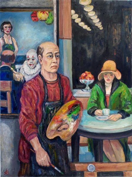 Edward Hopper 1882-1967, 2017 - Andrey Allakhverdov