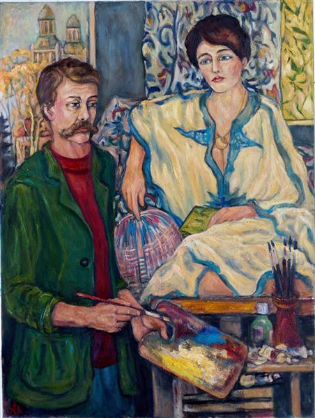 Guy Orlando Rose 1867-1925, 2018 - Andrey Allakhverdov