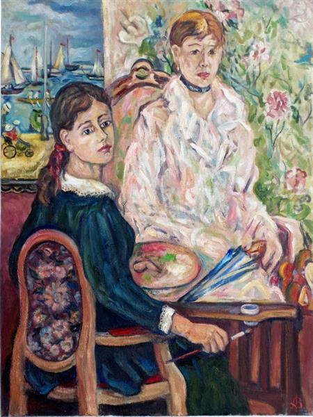 Berthe Morisot, 2017 - Andrey Allakhverdov