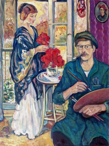 Richard Emil Miller 1875-1943, 2017 - Andrey Allakhverdov