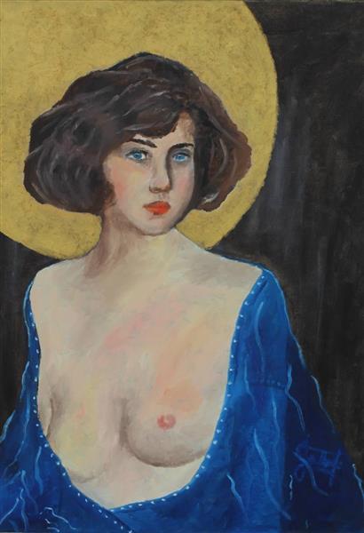 Virgin Mary, 2018 - 2019 - Sami Gattoufi