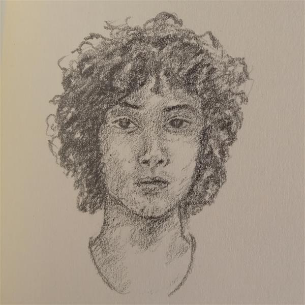 Self Portrait : Envy, 2019 - Sami Gattoufi